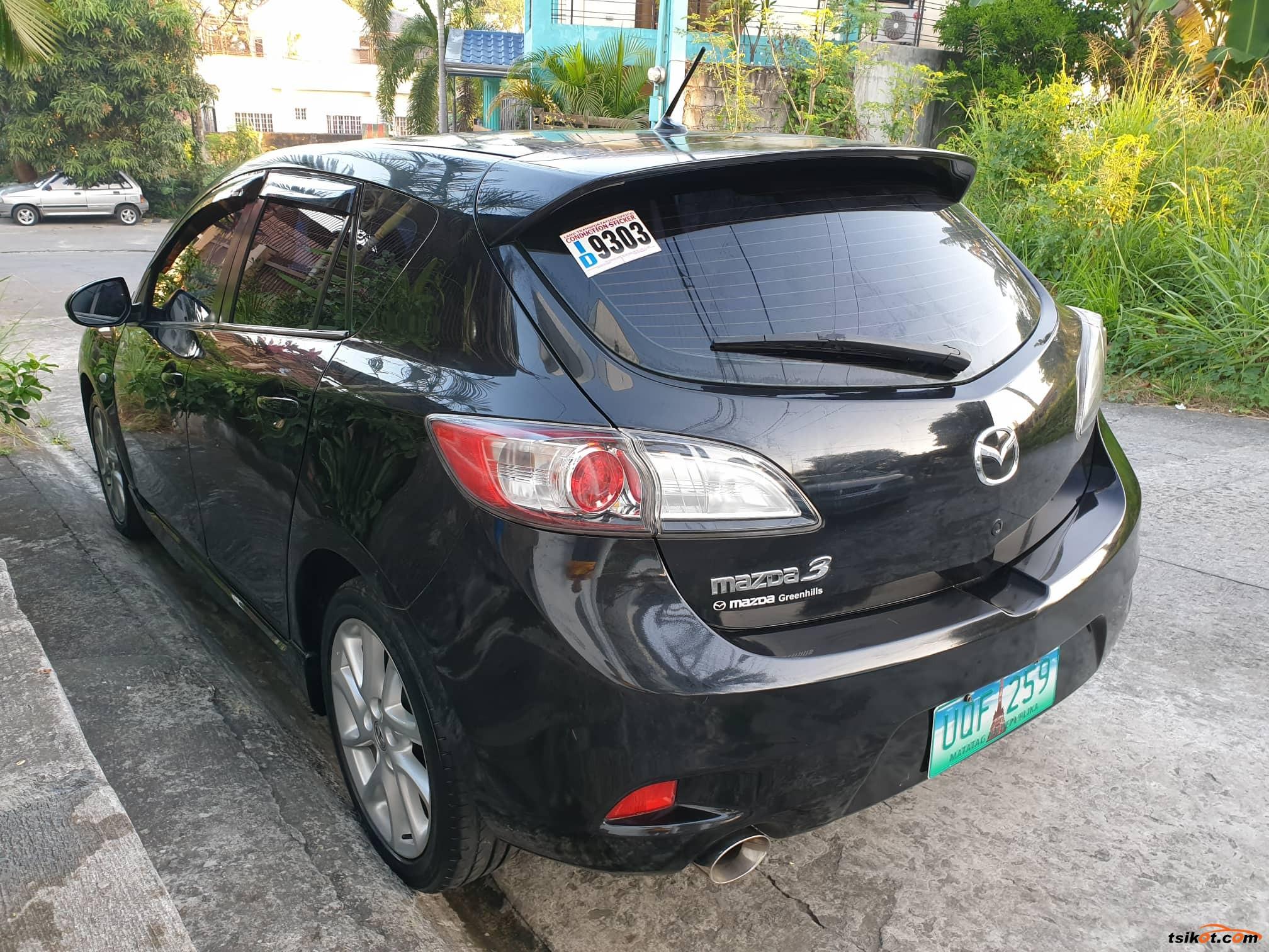 Mazda 3 2013 - 2
