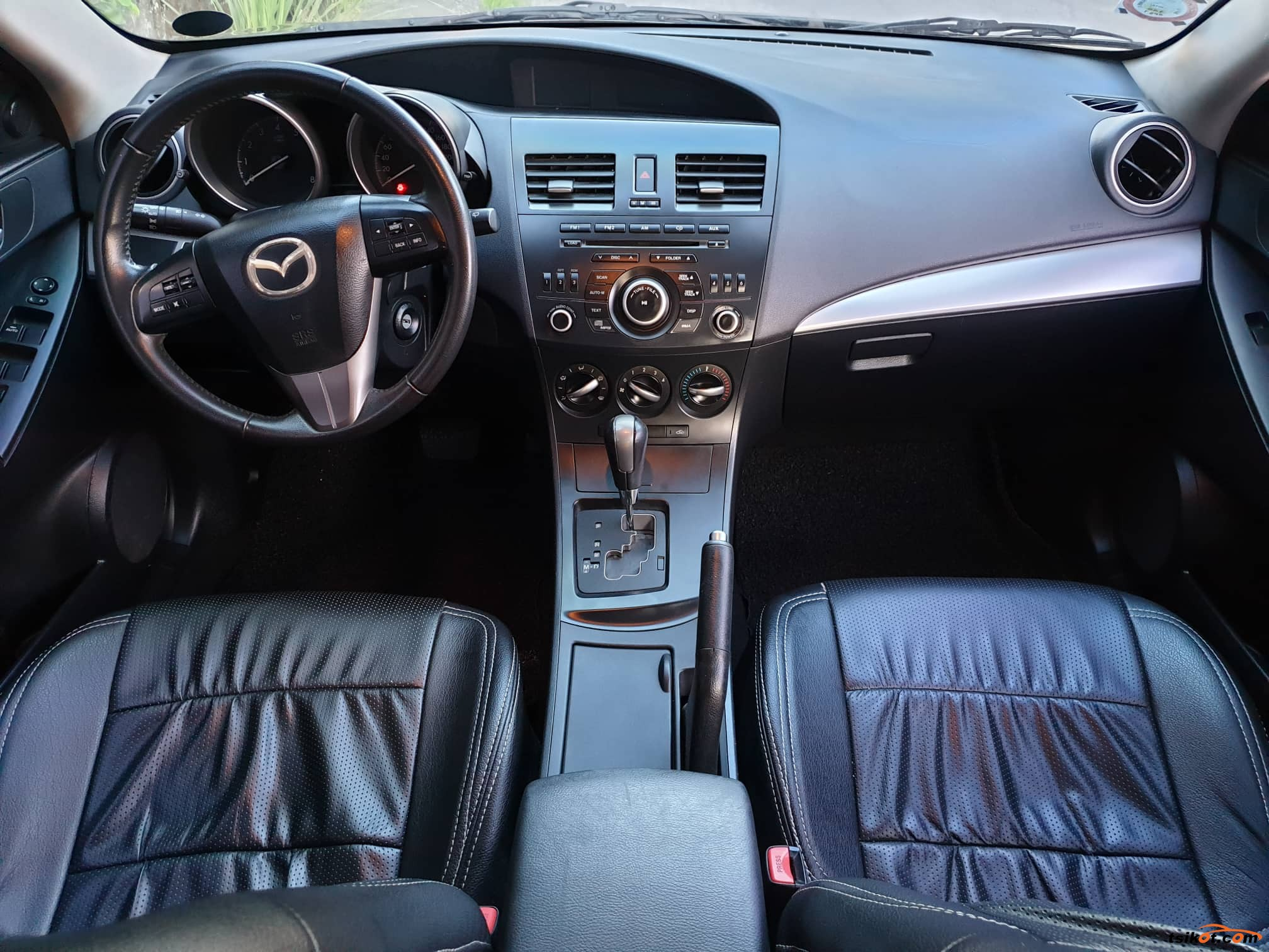 Mazda 3 2013 - 4