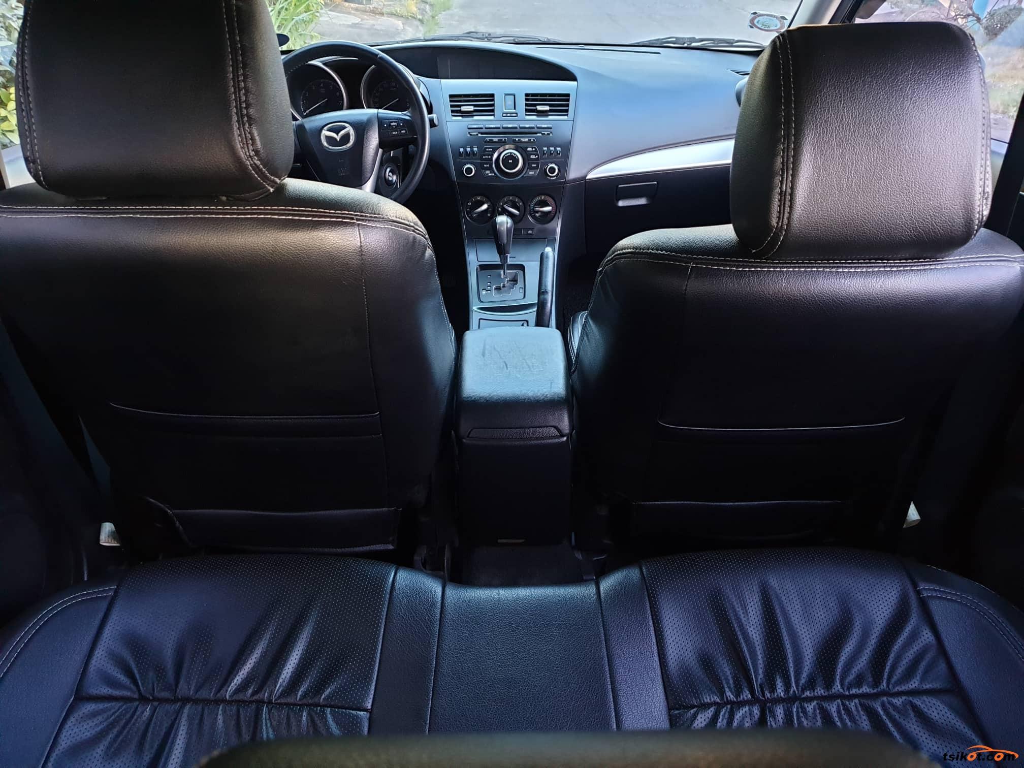 Mazda 3 2013 - 8