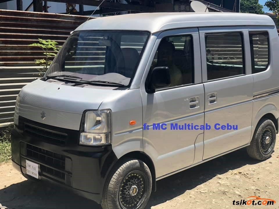 Suzuki Multi-Cab 2017 - 6