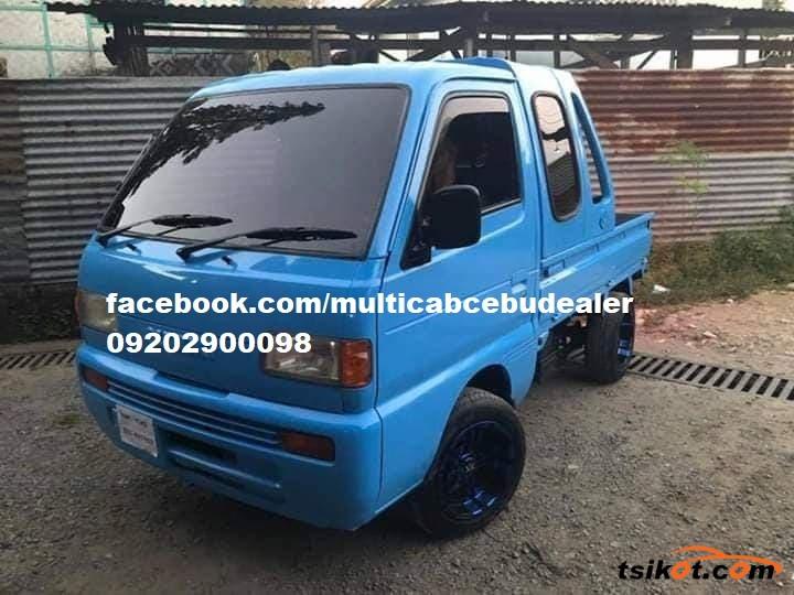 Suzuki Multi-Cab 2017 - 3
