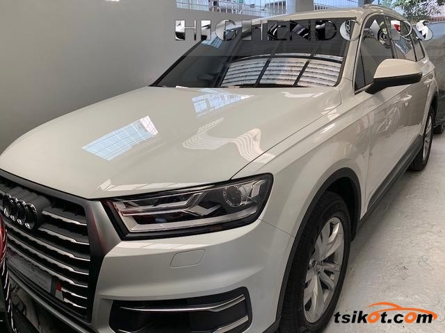 Audi Q7 2018 - 1