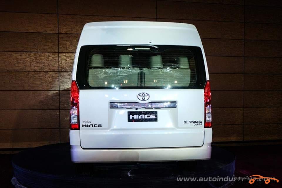 Toyota Hiace 2018 - 4