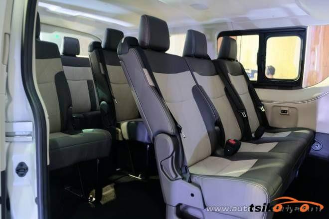 Toyota Hiace 2018 - 5