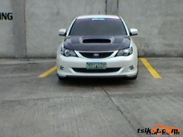 Subaru Impreza 2009 - 2