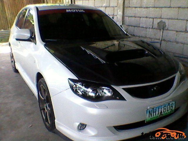 Subaru Impreza 2009 - 3
