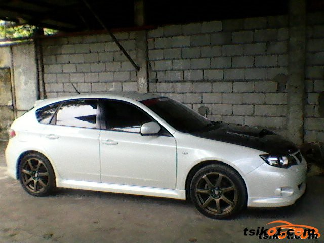 Subaru Impreza 2009 - 4