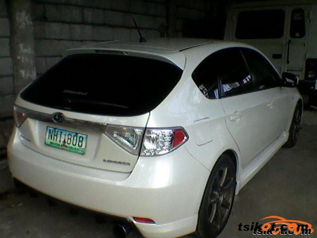 Subaru Impreza 2009 - 6