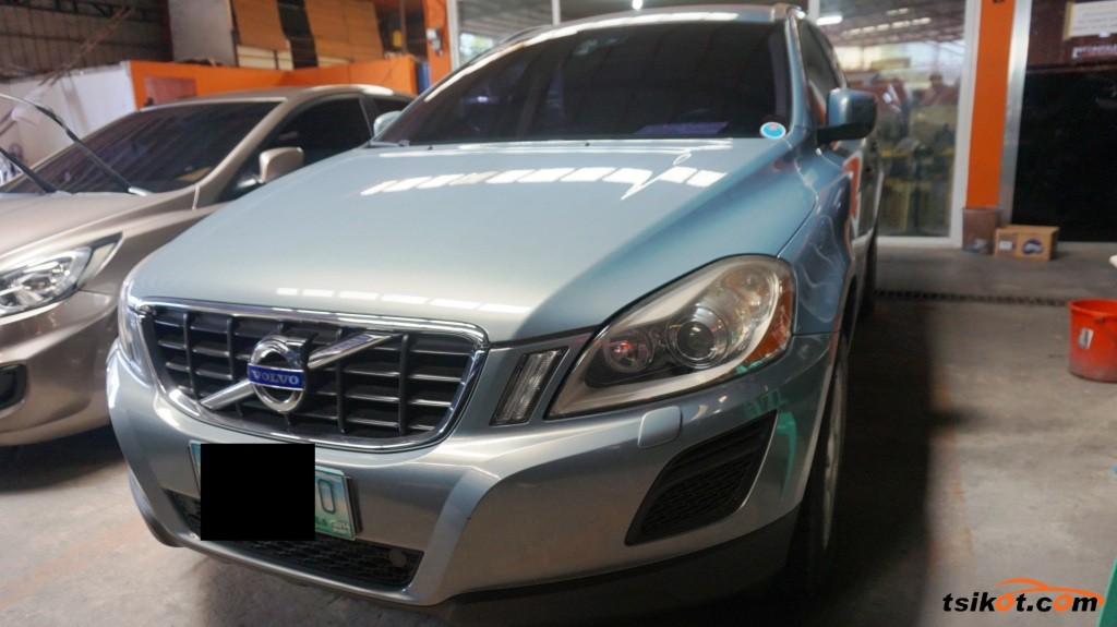 Volvo Xc60 2011 - 2