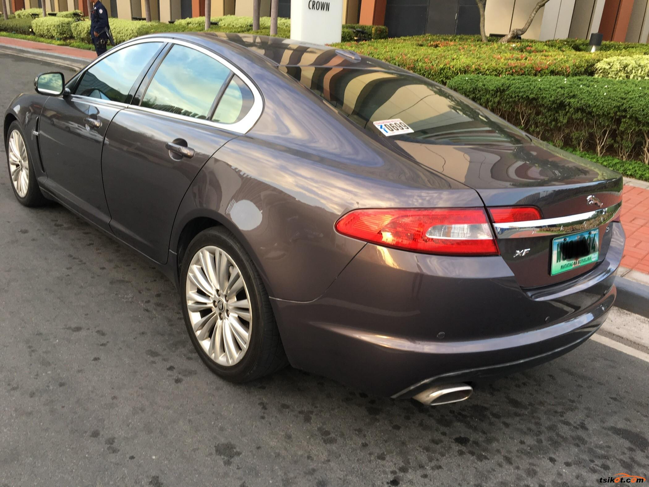 Jaguar Xf 2012 - 1
