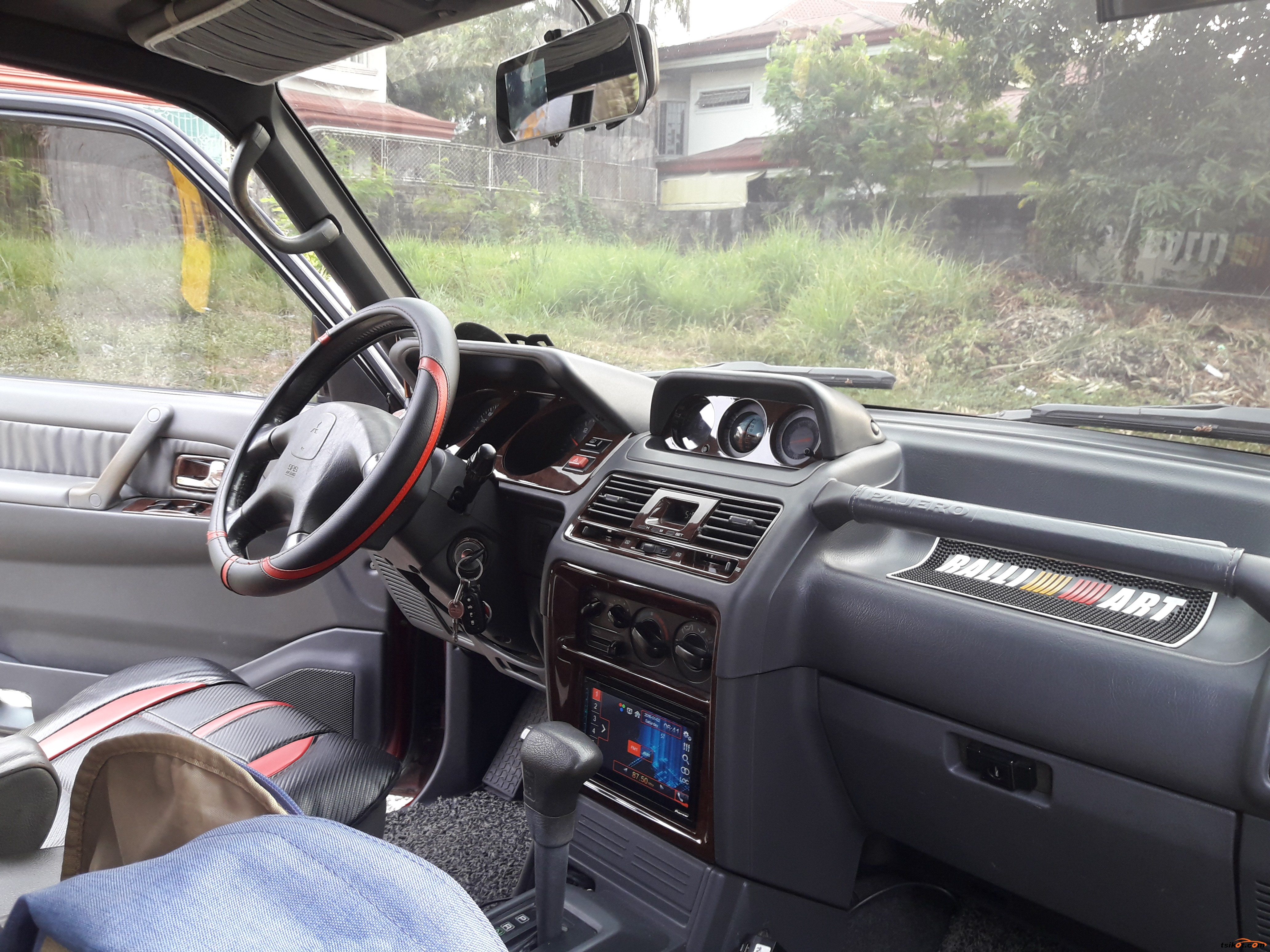 Mitsubishi Pajero 2002 - 2