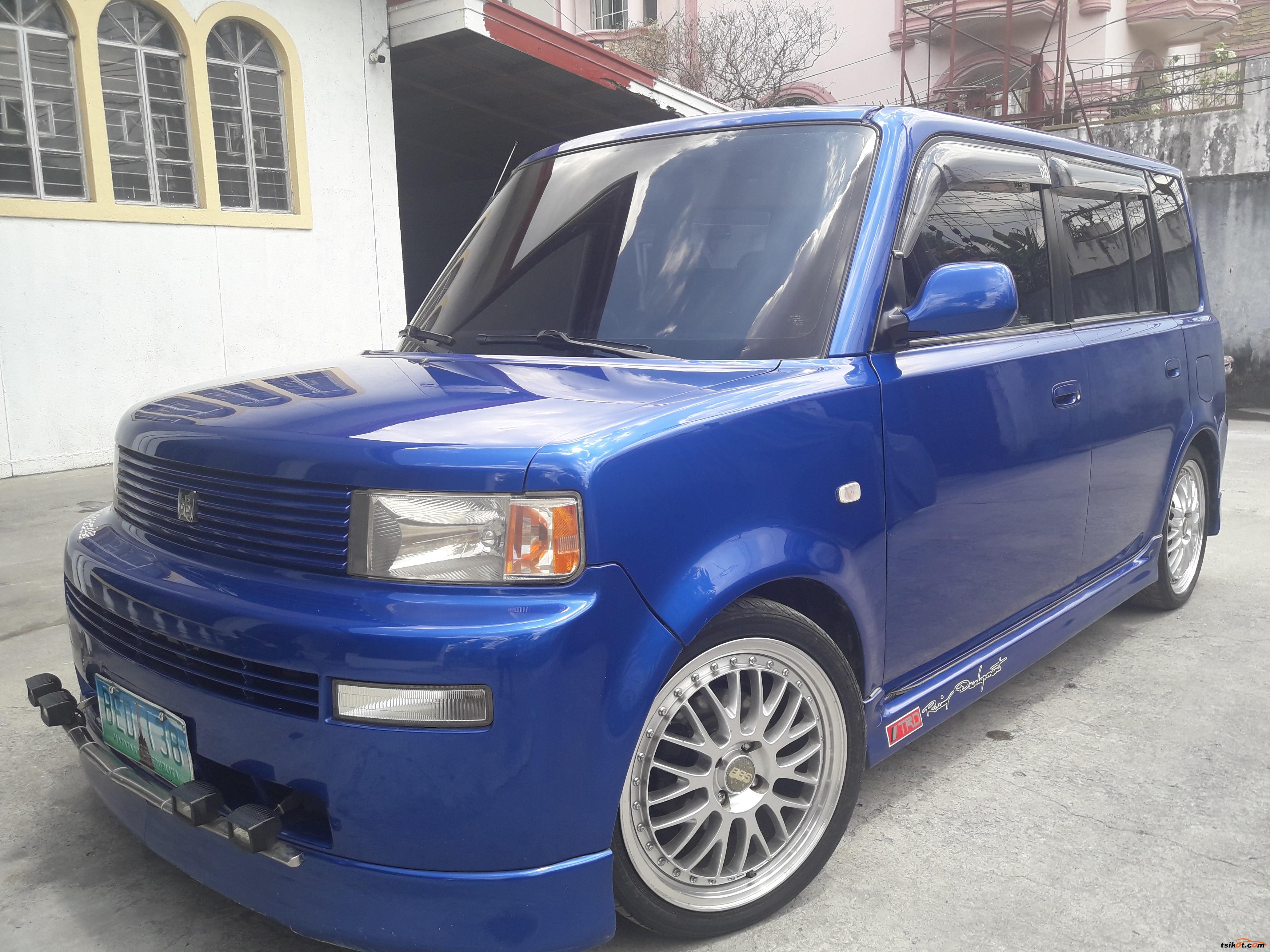 Toyota Bb 2001 - 1