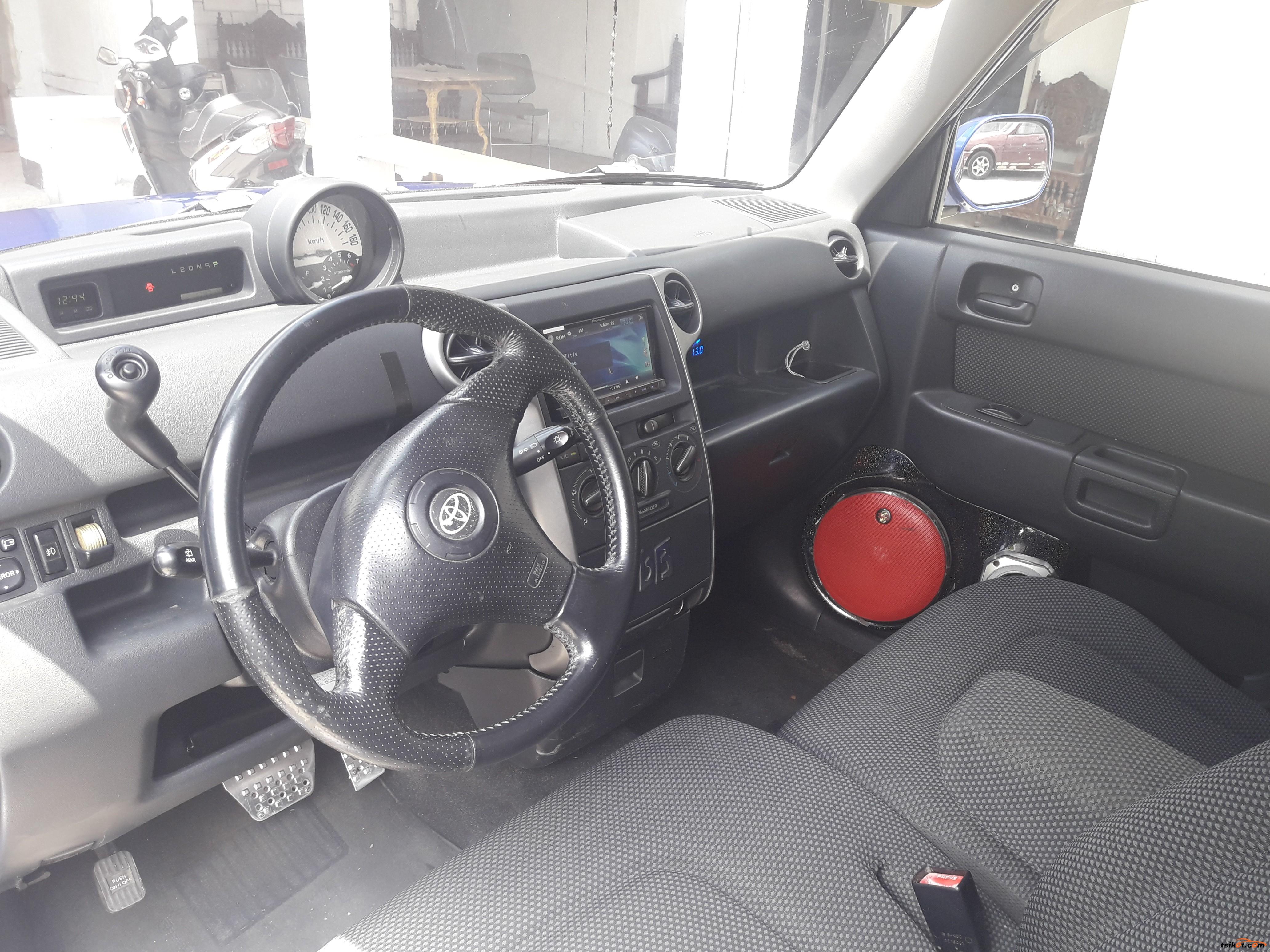 Toyota Bb 2001 - 2