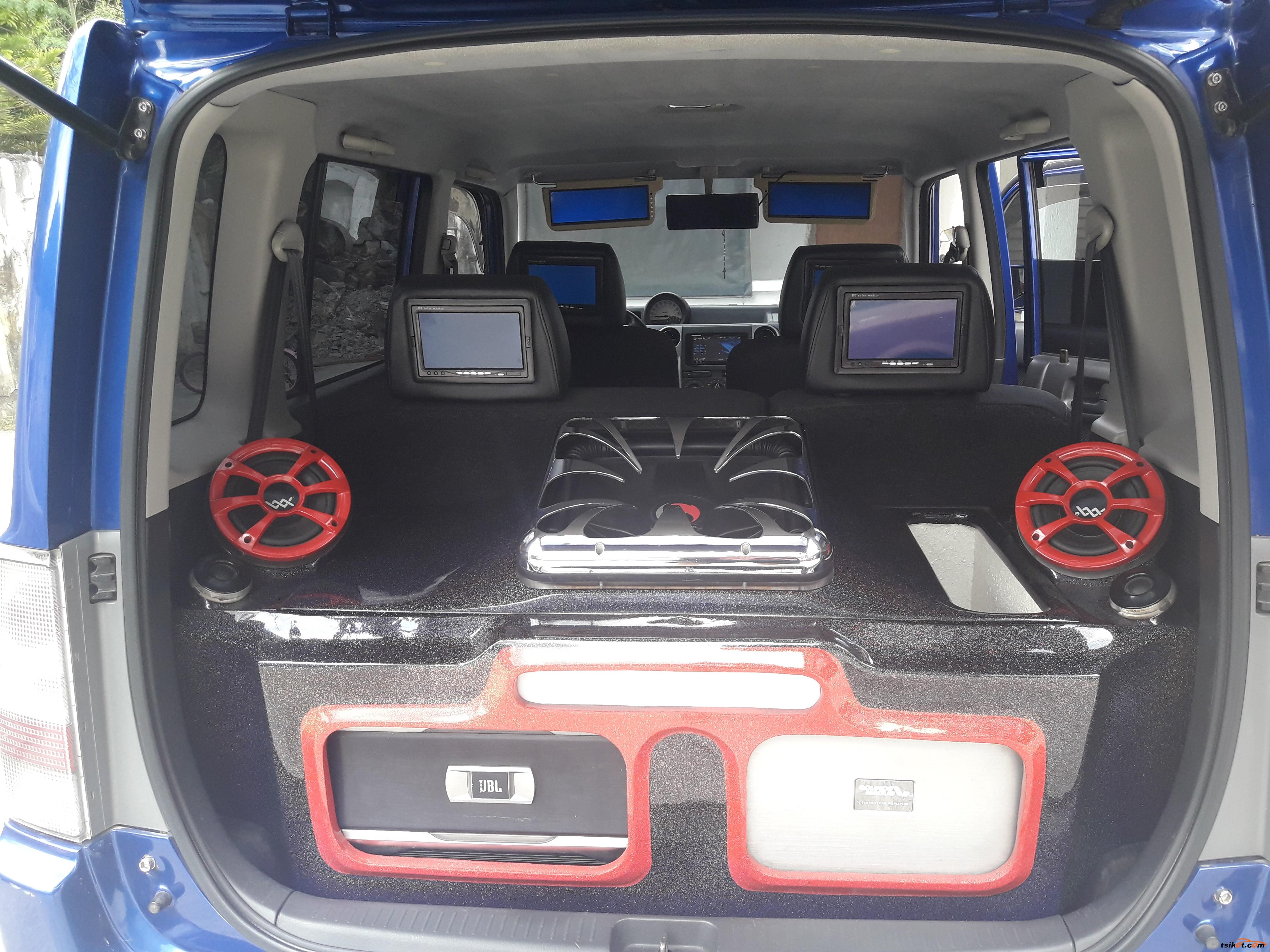 Toyota Bb 2001 - 3