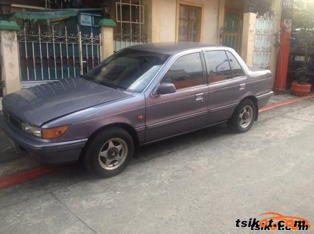 Mitsubishi Lancer 1991 - 3