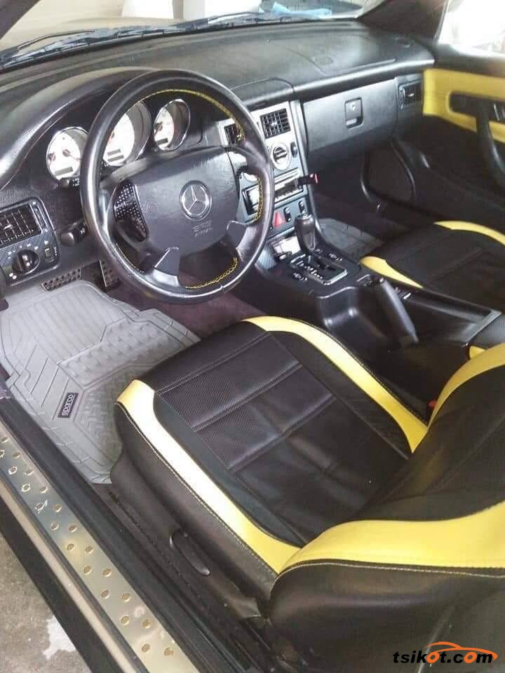 Mercedes-Benz 230 1999 - 4