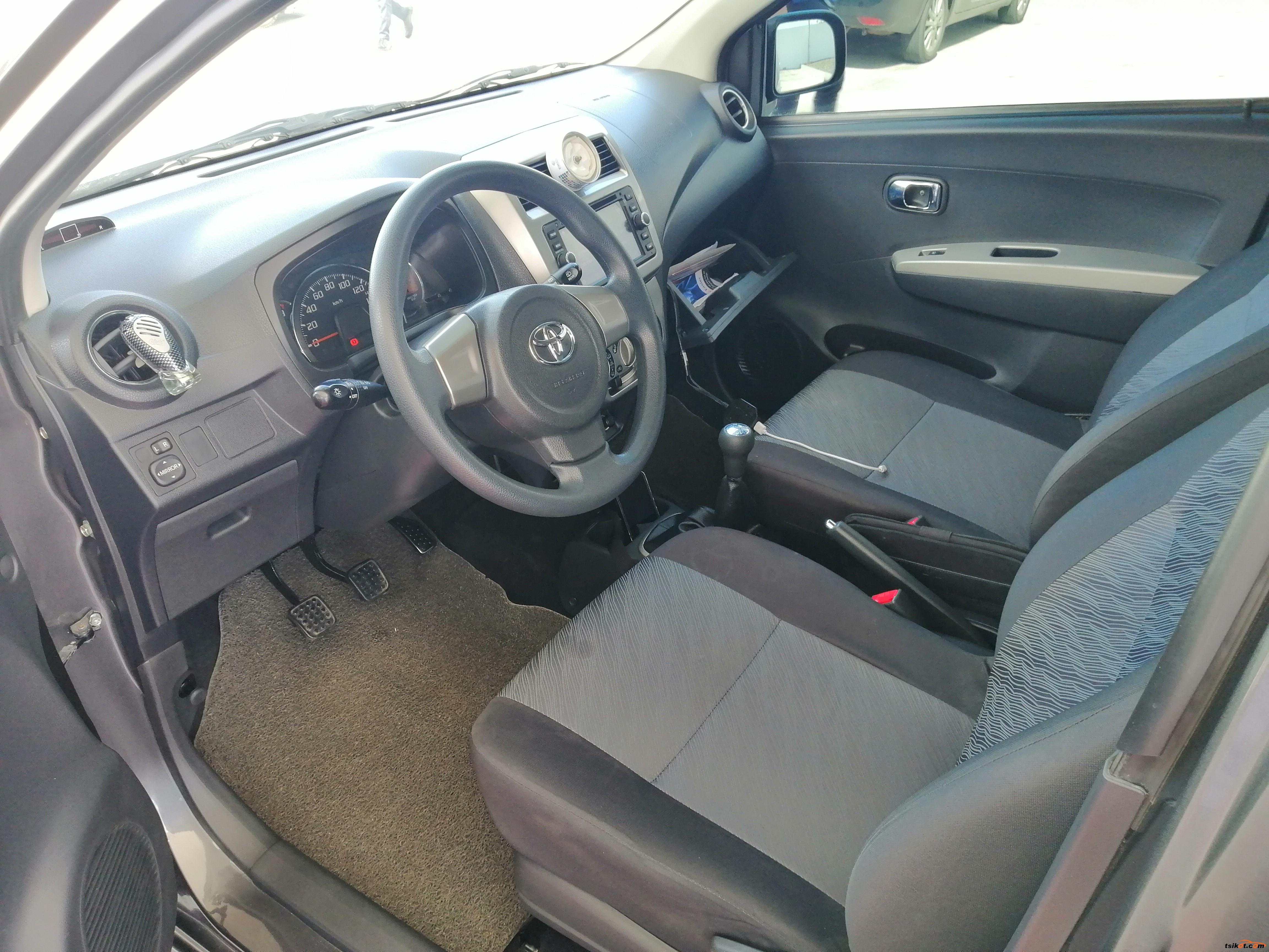 Toyota Wigo 2016 - 8
