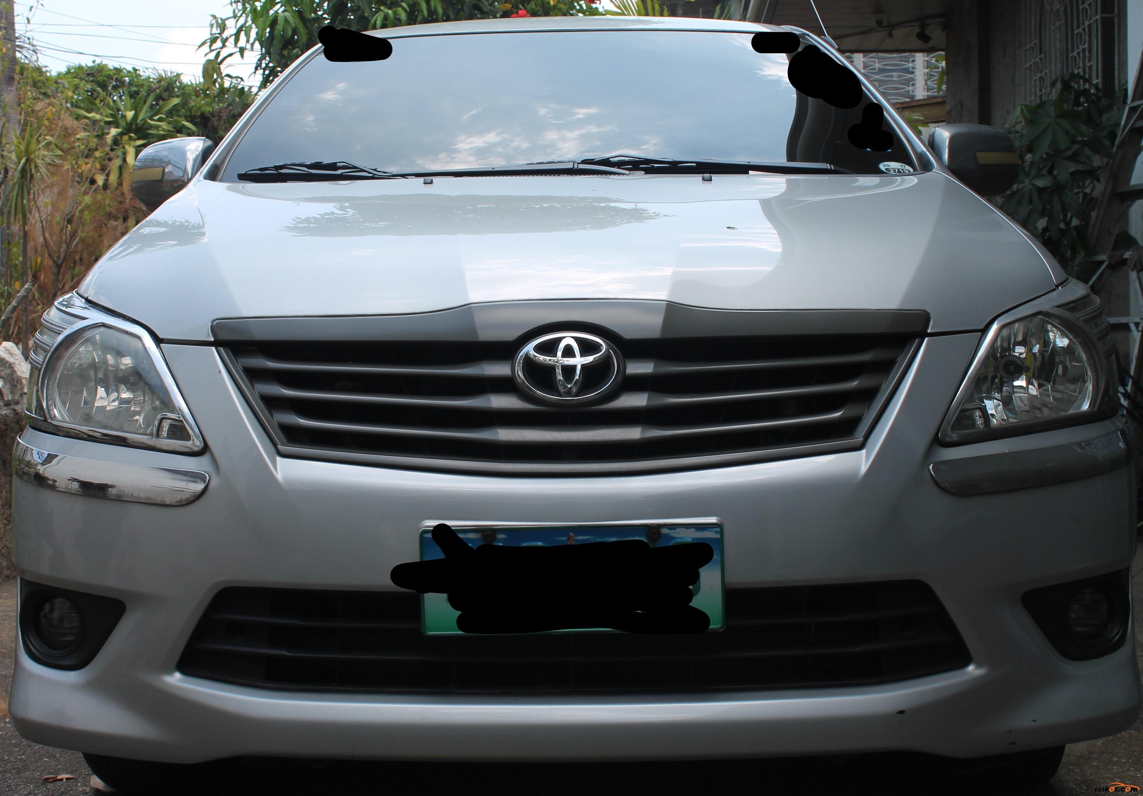 Toyota Innova 2016 - 2