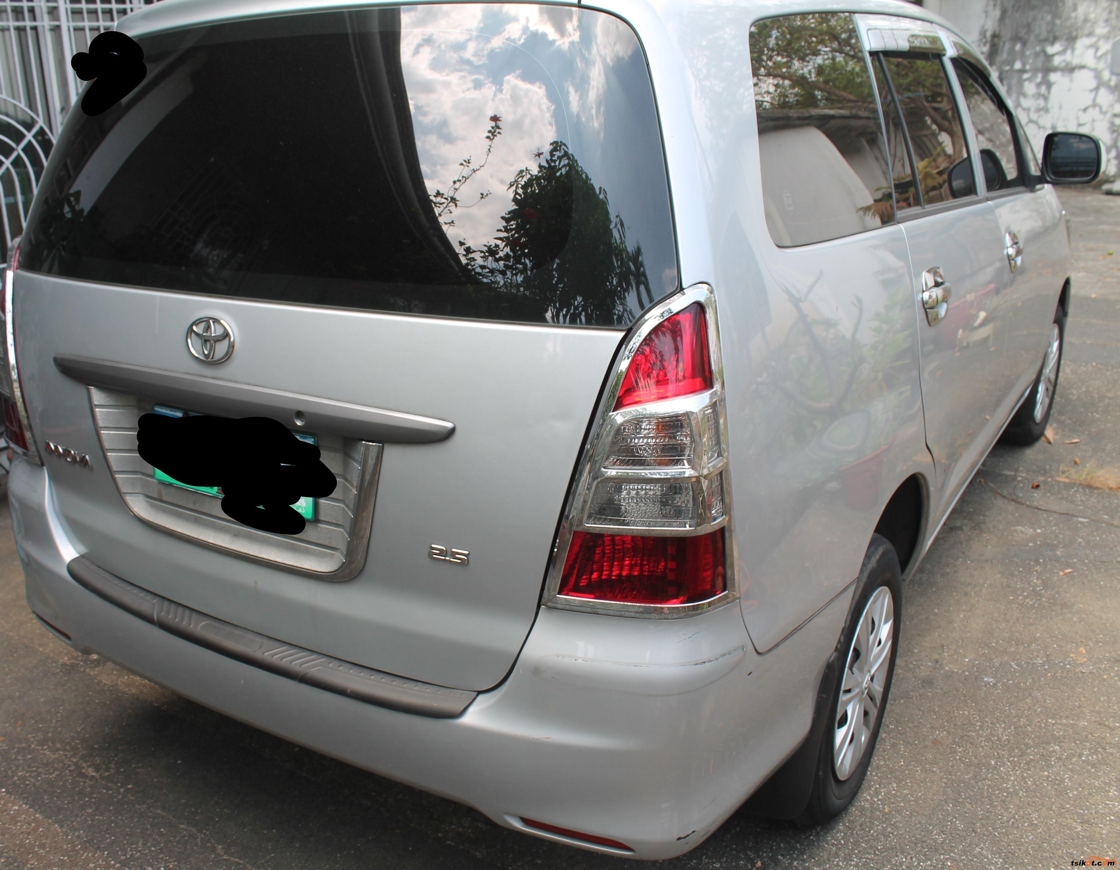 Toyota Innova 2016 - 9