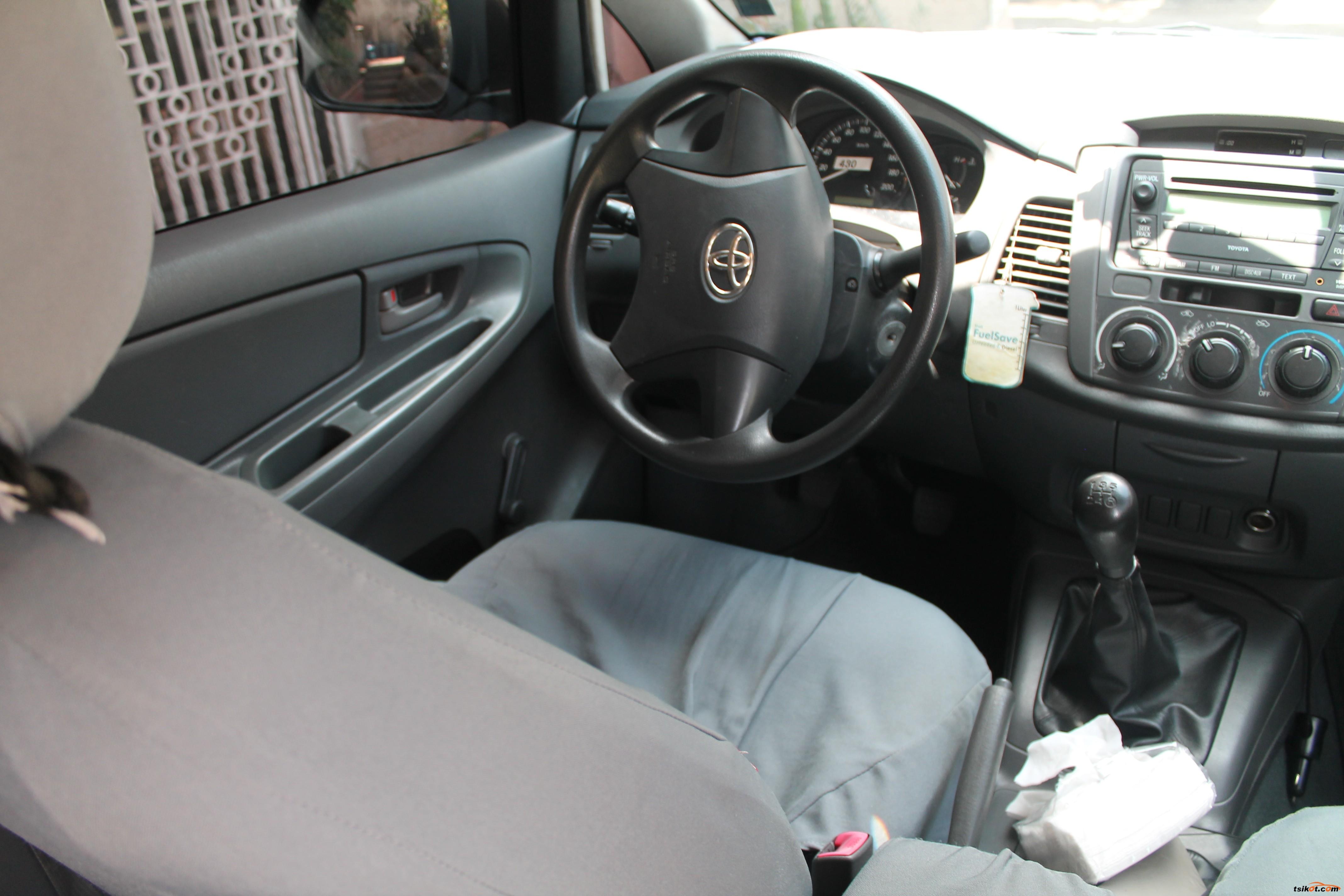 Toyota Innova 2016 - 8