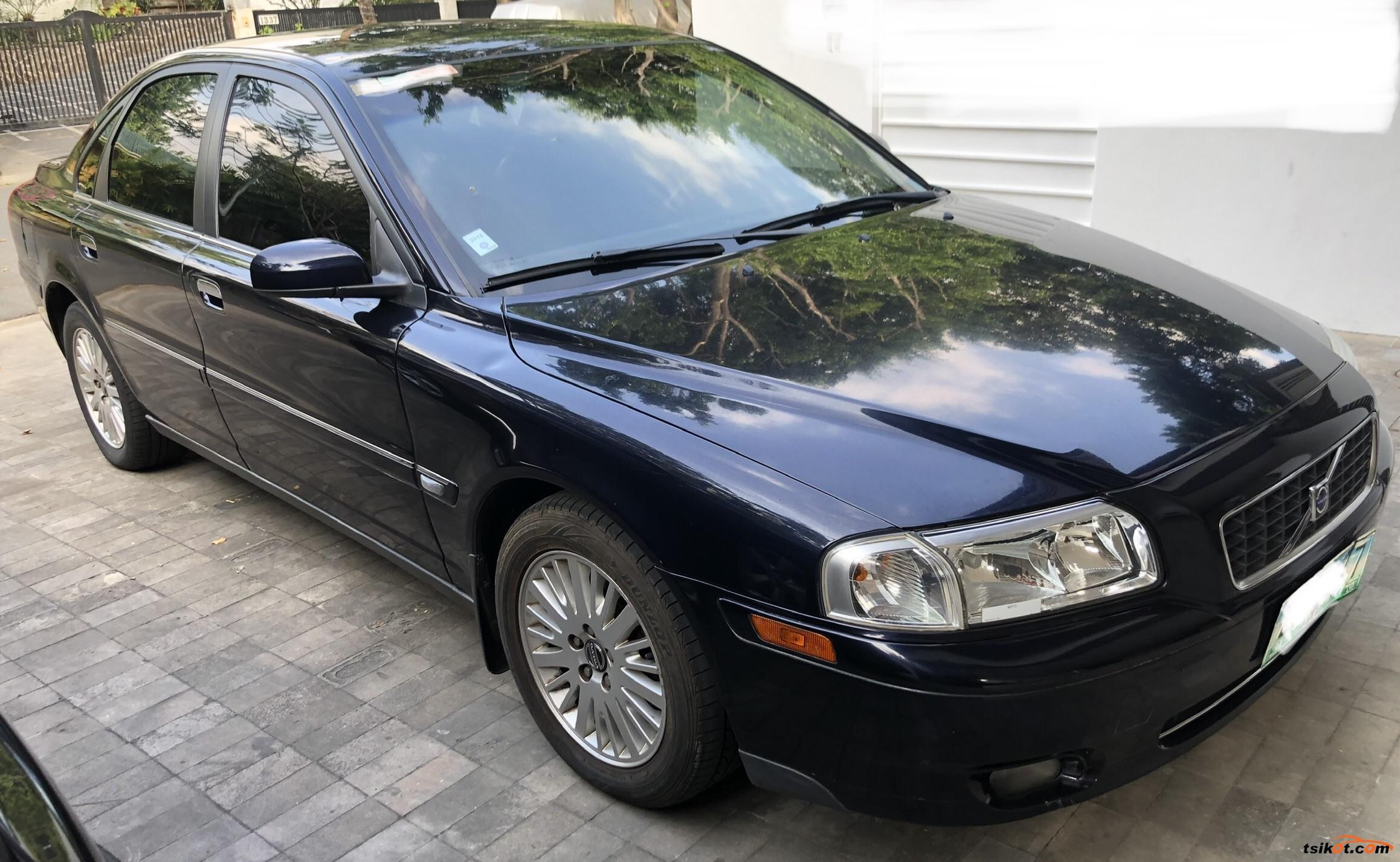 Volvo S80 2006 - 2
