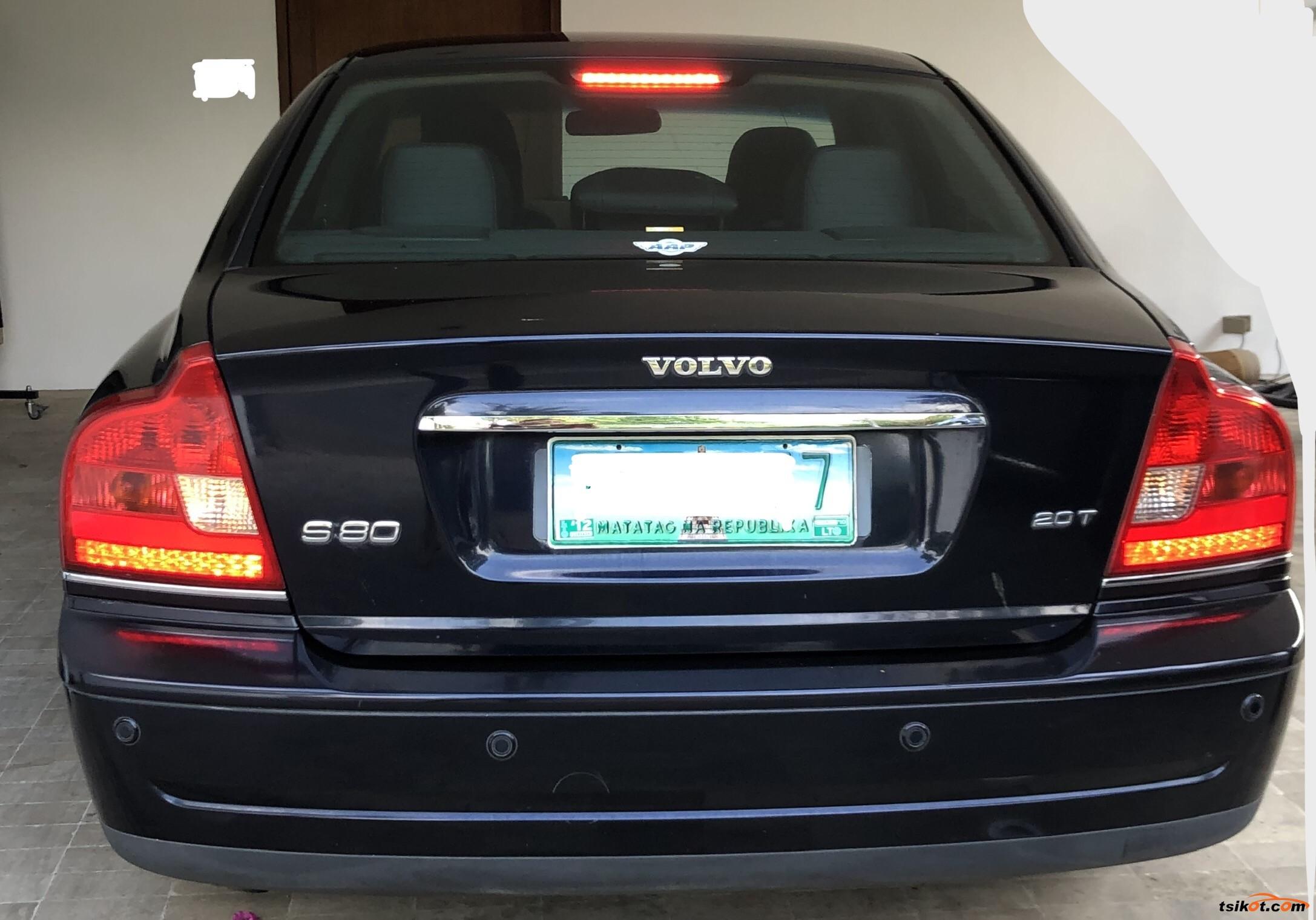Volvo S80 2006 - 4