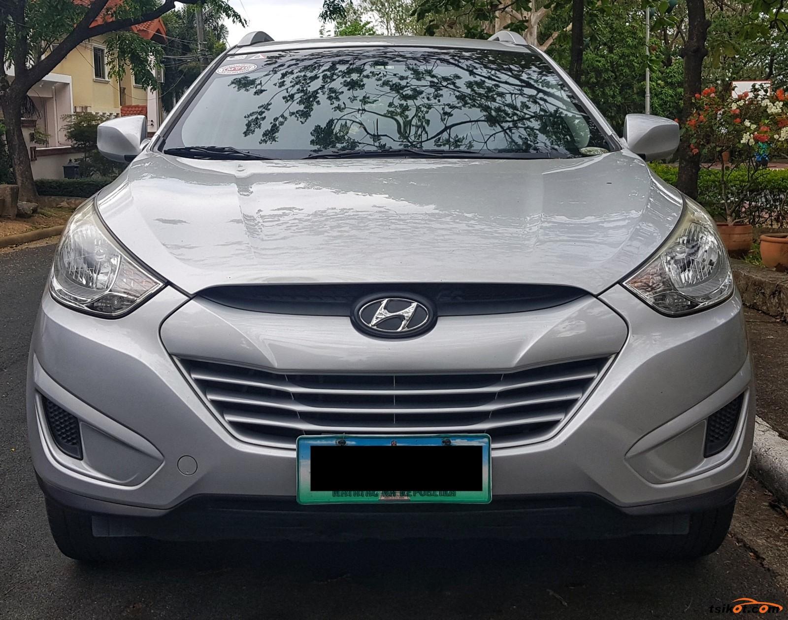 Hyundai Tucson 2013 - 2