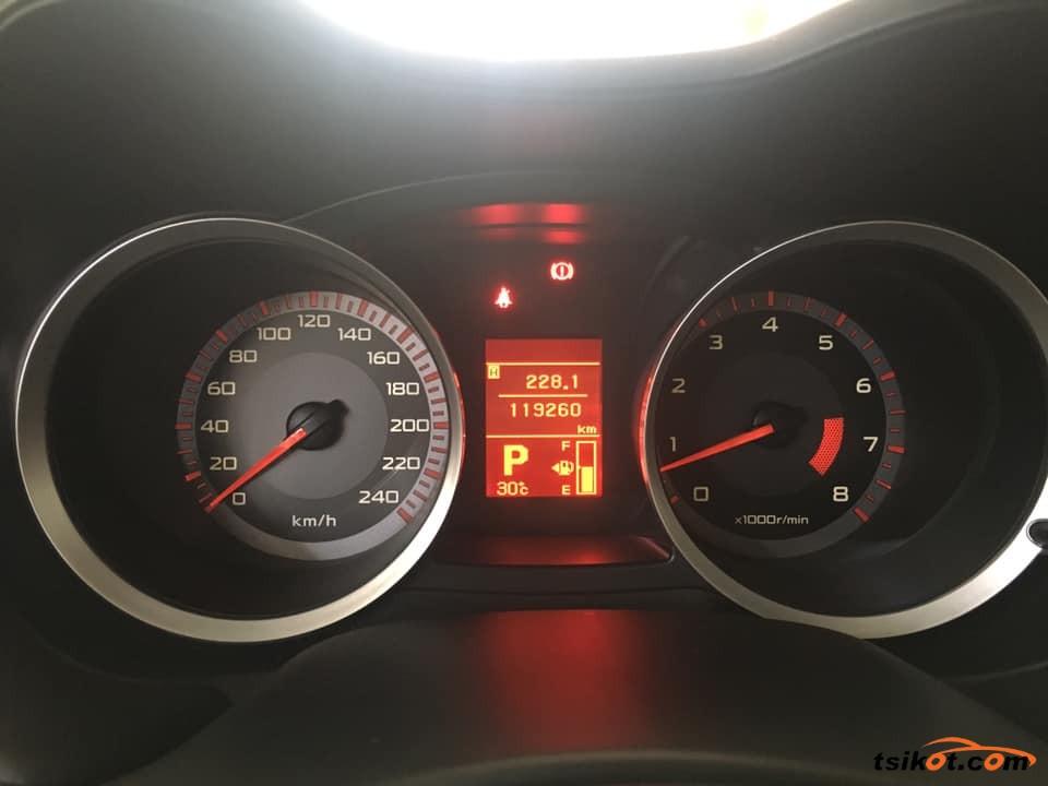Mitsubishi Lancer 2009 - 7