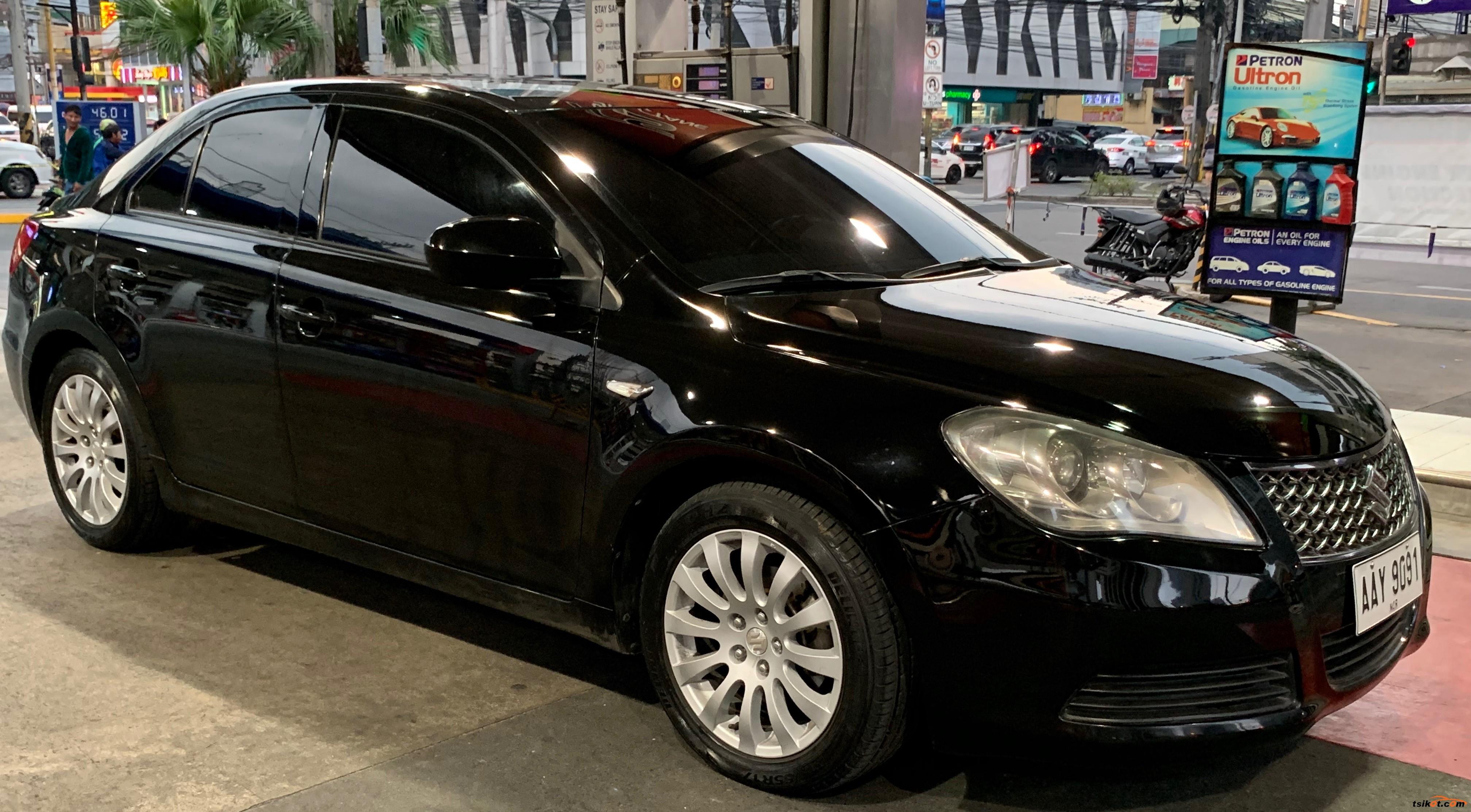 Suzuki Kizashi 2012 - 2