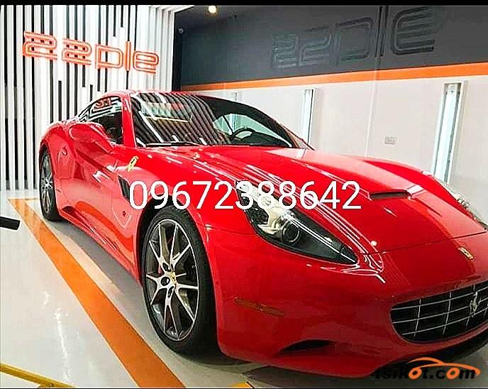 Ferrari California 2013 - 1
