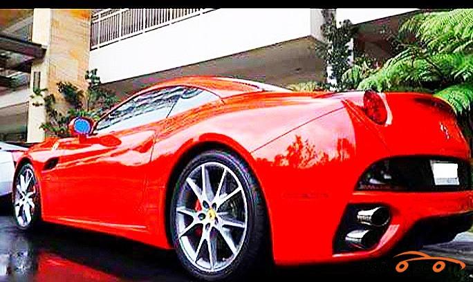 Ferrari California 2013 - 3