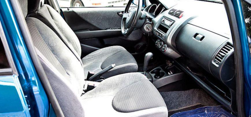 Honda Fit 2003 - 7