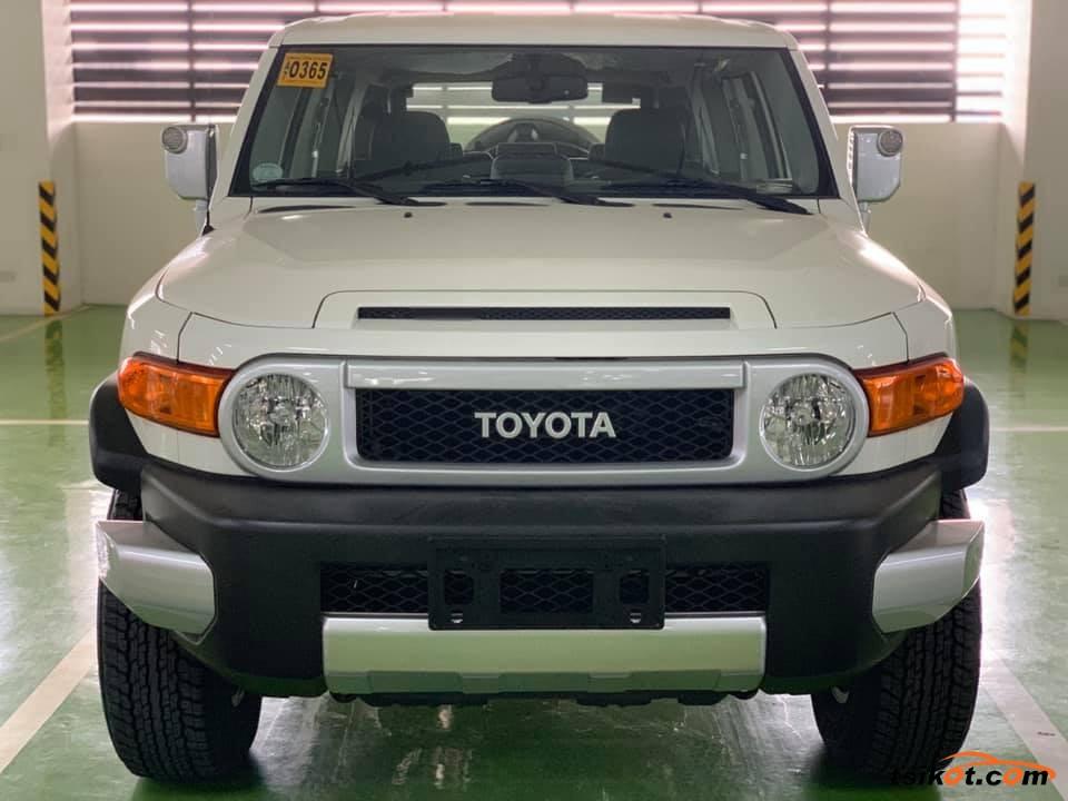 Toyota Fj Cruiser 2018 - 1