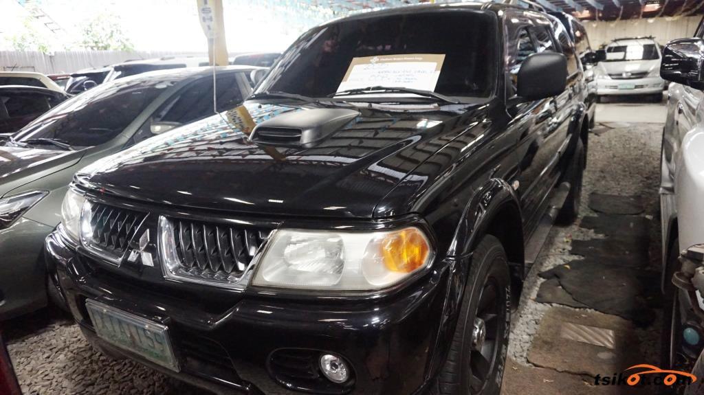 Mitsubishi Montero 2005 - 1
