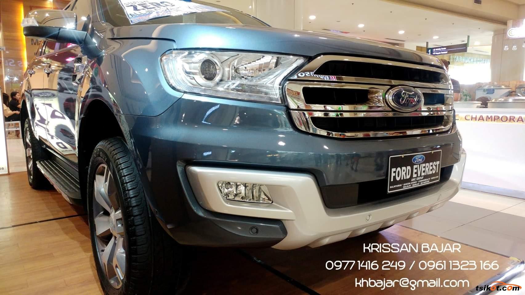 Ford Everest 2018 - 3