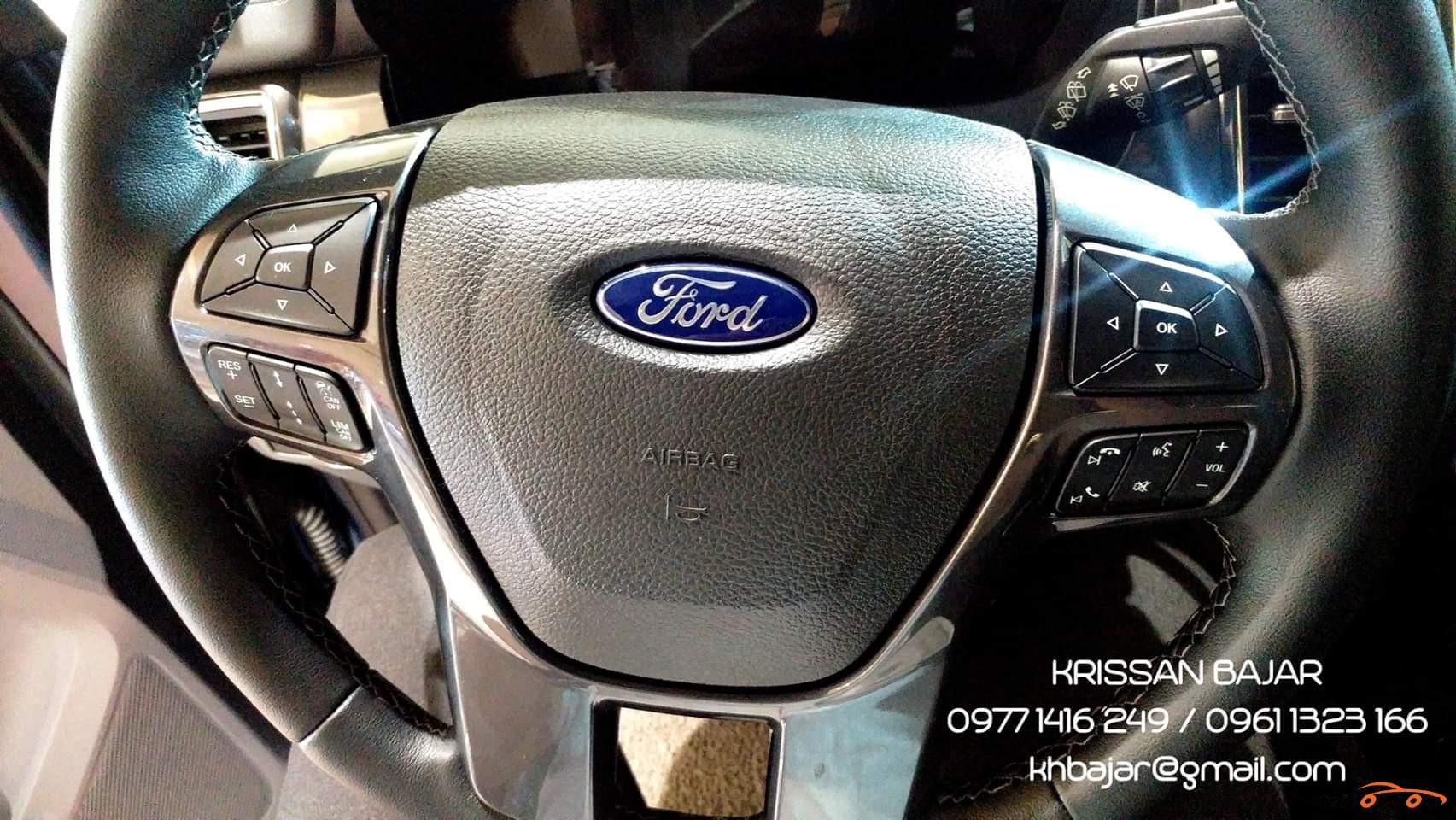 Ford Everest 2018 - 8