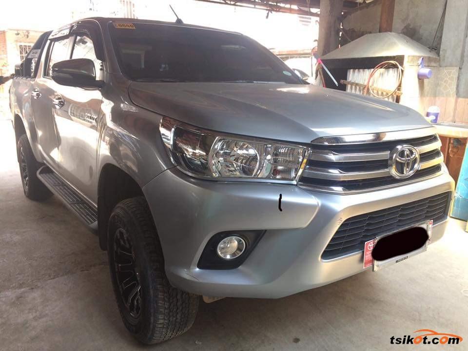 Toyota Hilux 2017 - 4