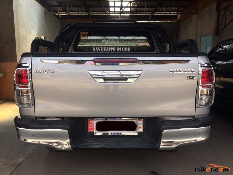 Toyota Hilux 2017 - 5