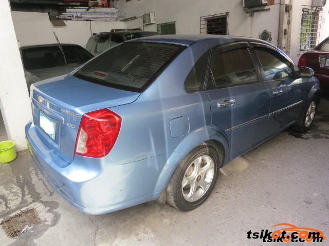 Chevrolet Optra 2009 - 2