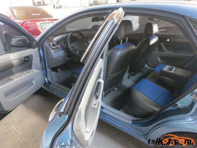 Chevrolet Optra 2009 - 3