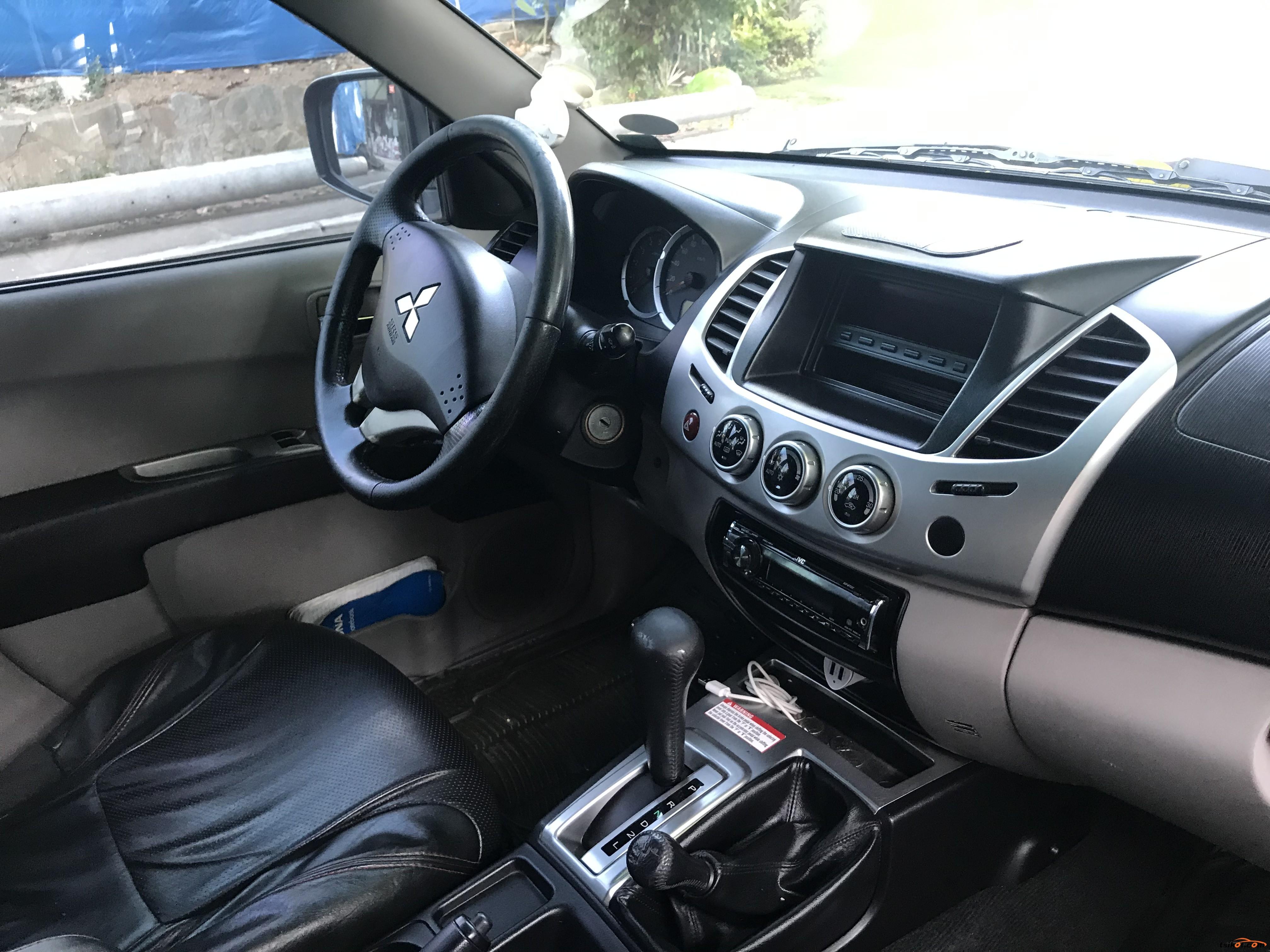 Mitsubishi Strada 2010 - 6