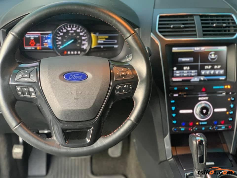 Ford Explorer 2016 - 7