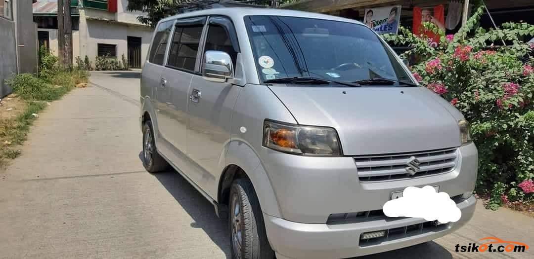 Suzuki Apv 2014 - 5