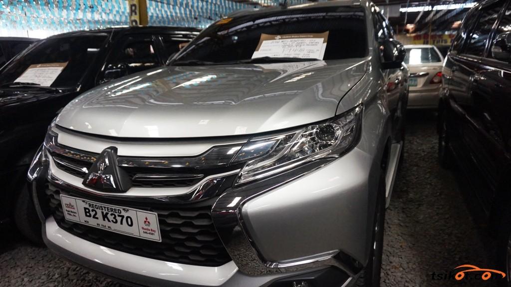 Mitsubishi Montero 2017 - 1