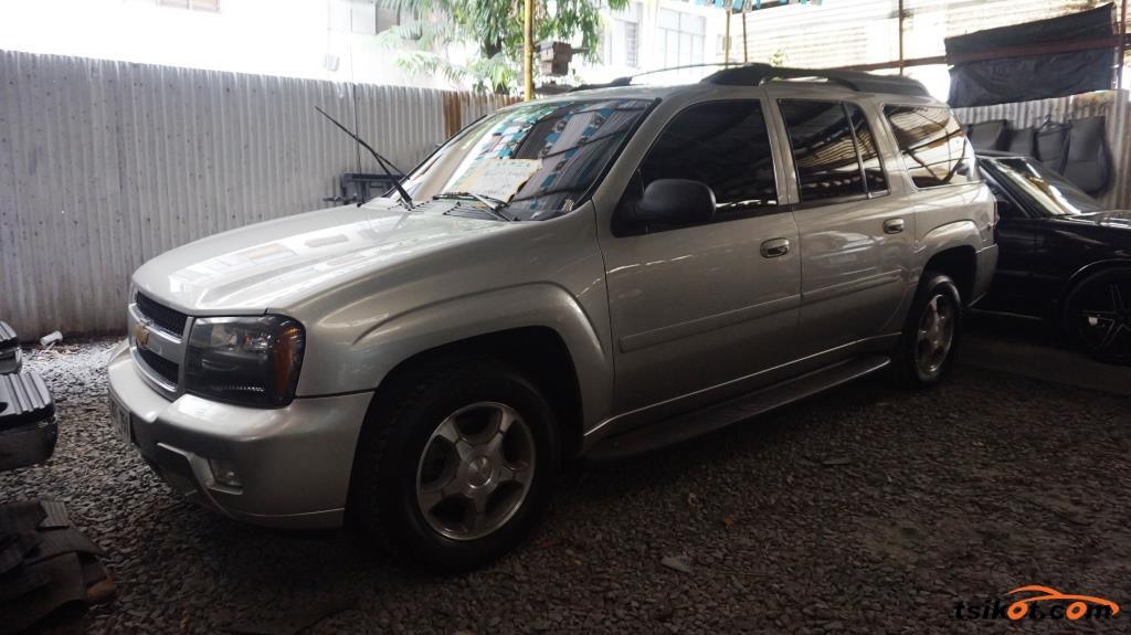 Chevrolet Trailblazer 2006 - 1