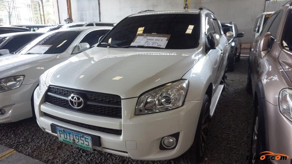 Toyota Rav4 2011 - 1