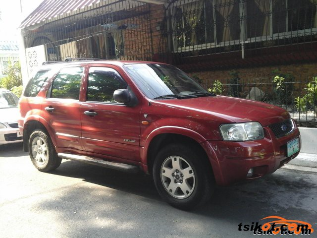 Ford Escape 2004 - 4