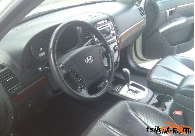 Hyundai Santa Fe 2007 - 4