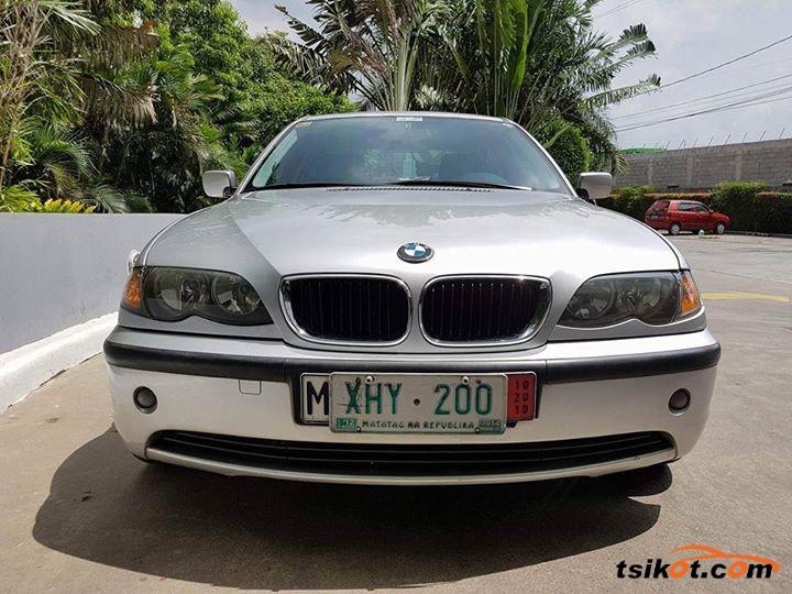 Bmw 318I 2003 - 2