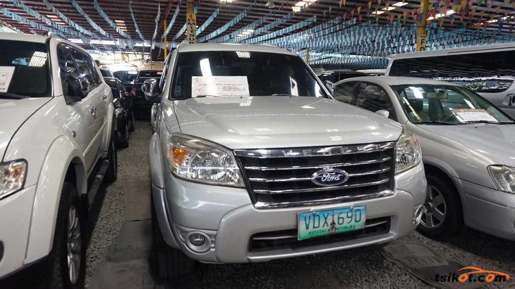 Ford Everest 2010 Car For Sale Metro Manila